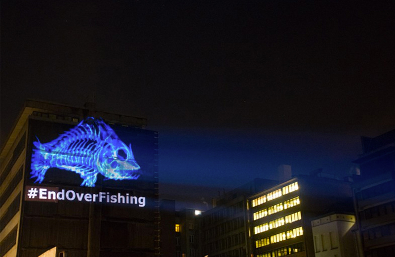 End Overfishing