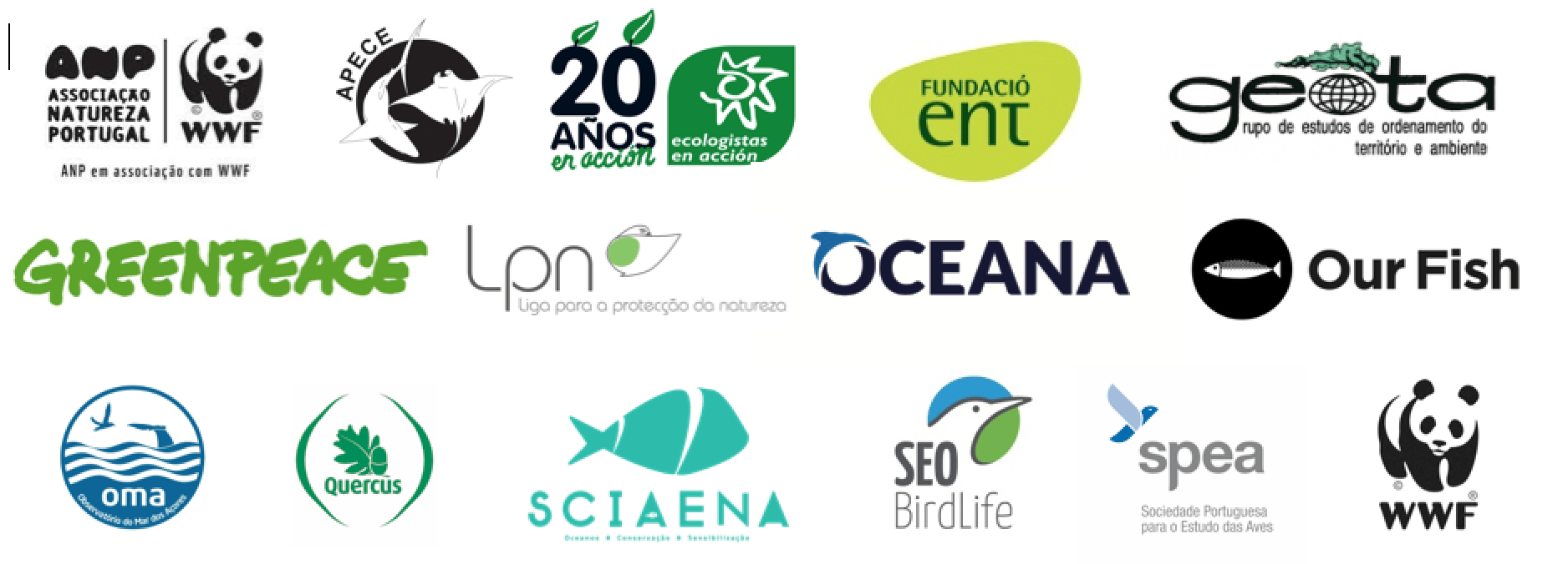 Iberian marine environmental organizations meet in Lisbon to join forces for healthy oceans and sustainable fisheries
