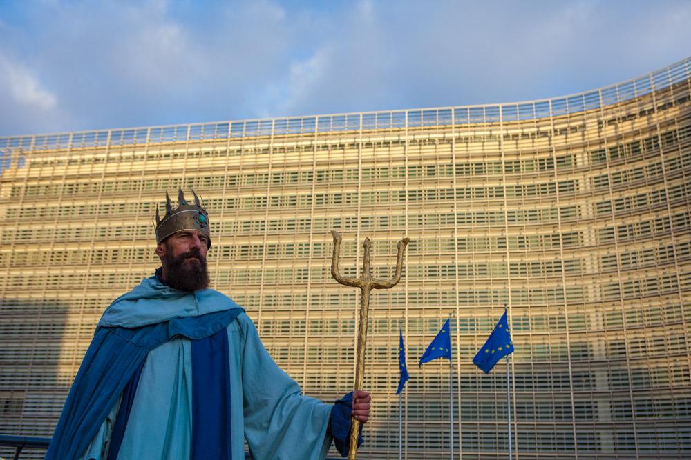 Poseidon meets EU fisheries officials in Brussels
