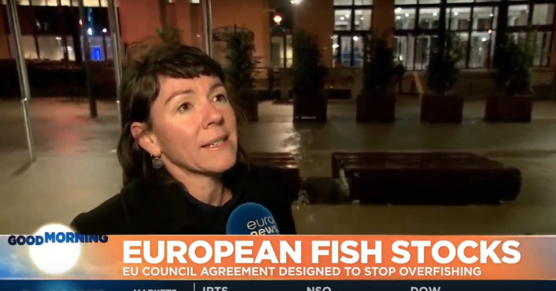 Euronews: Our Fish Program Director Rebecca Hubbard on EU Overfishing