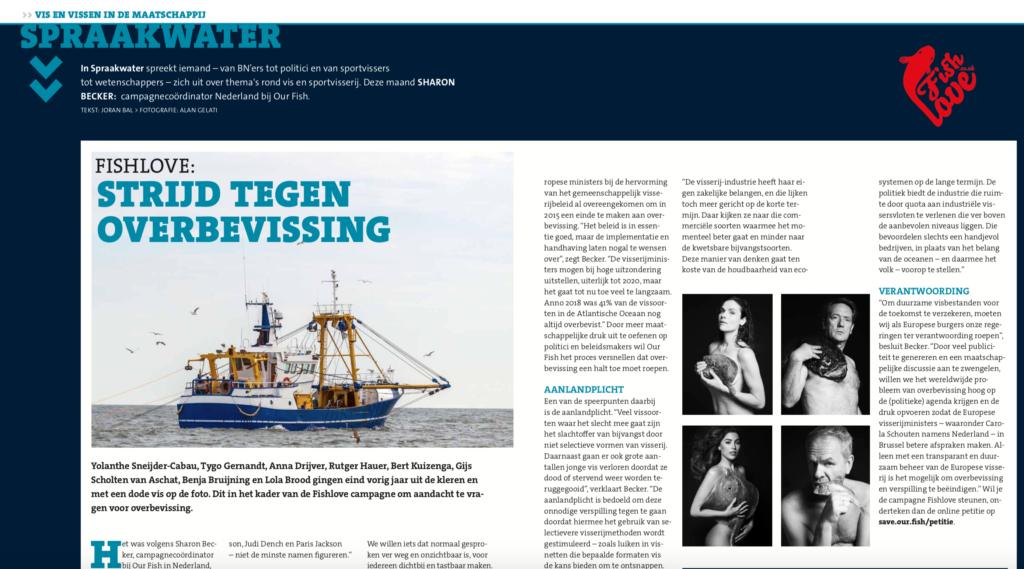 Hét Visblad: Strijd Tegen Overbevissing