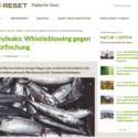 Fishyleaks: Whistleblowing gegen Überfischung