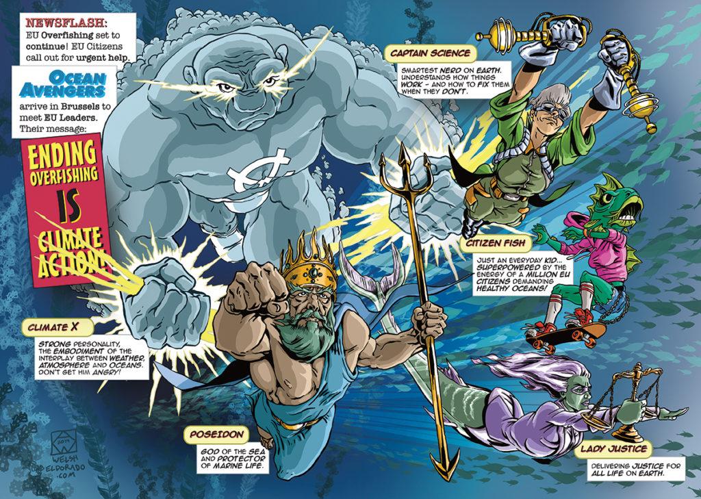 Ocean Avengers