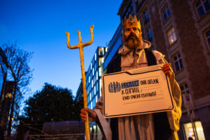 Ocean Avengers Demand EU Prime Ministers End Overfishing