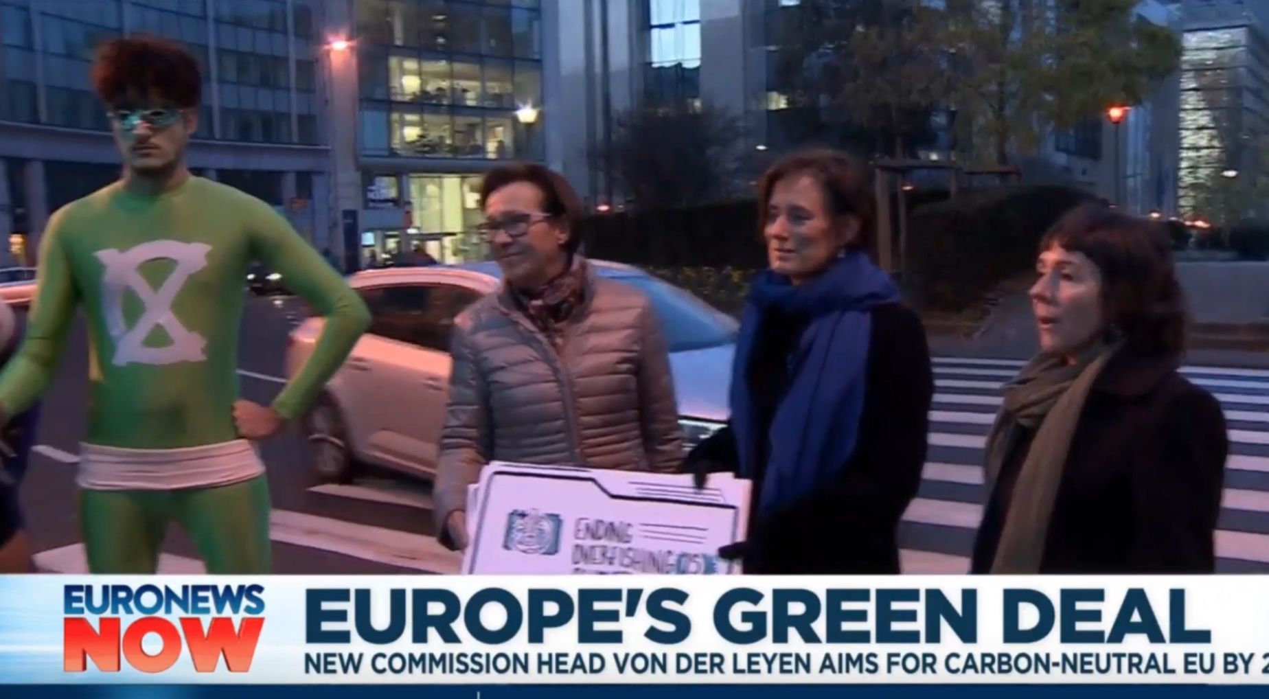 Euronews: Ending ovefishing is climate action