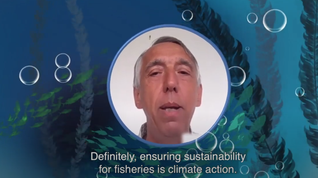 Professor Didier Gascuel: Ensuring Sustainability for Fisheries is Climate Action