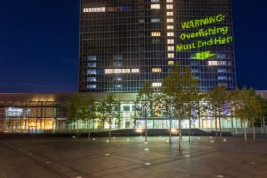 Projection against overfishing at AGRIFISH, Luxembourg