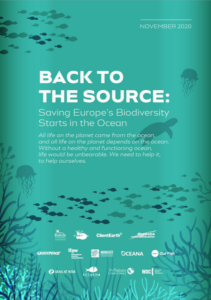 Back to the Source: Saving Europe's Biodiversity Starts in the Ocean