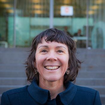 Rebecca Hubbard, Program Director, Our Fish