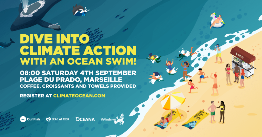 Register for: Dive into Climate Action – Marseille, September 4, 2021