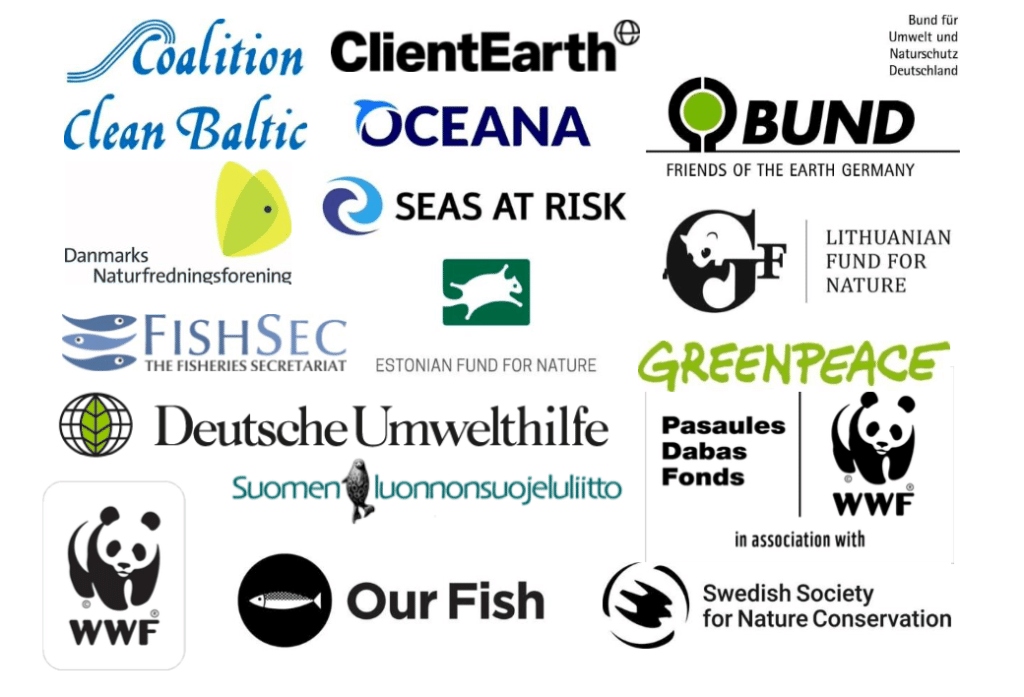 Joint NGO recommendations on Baltic Sea fishing opportunities for 2022