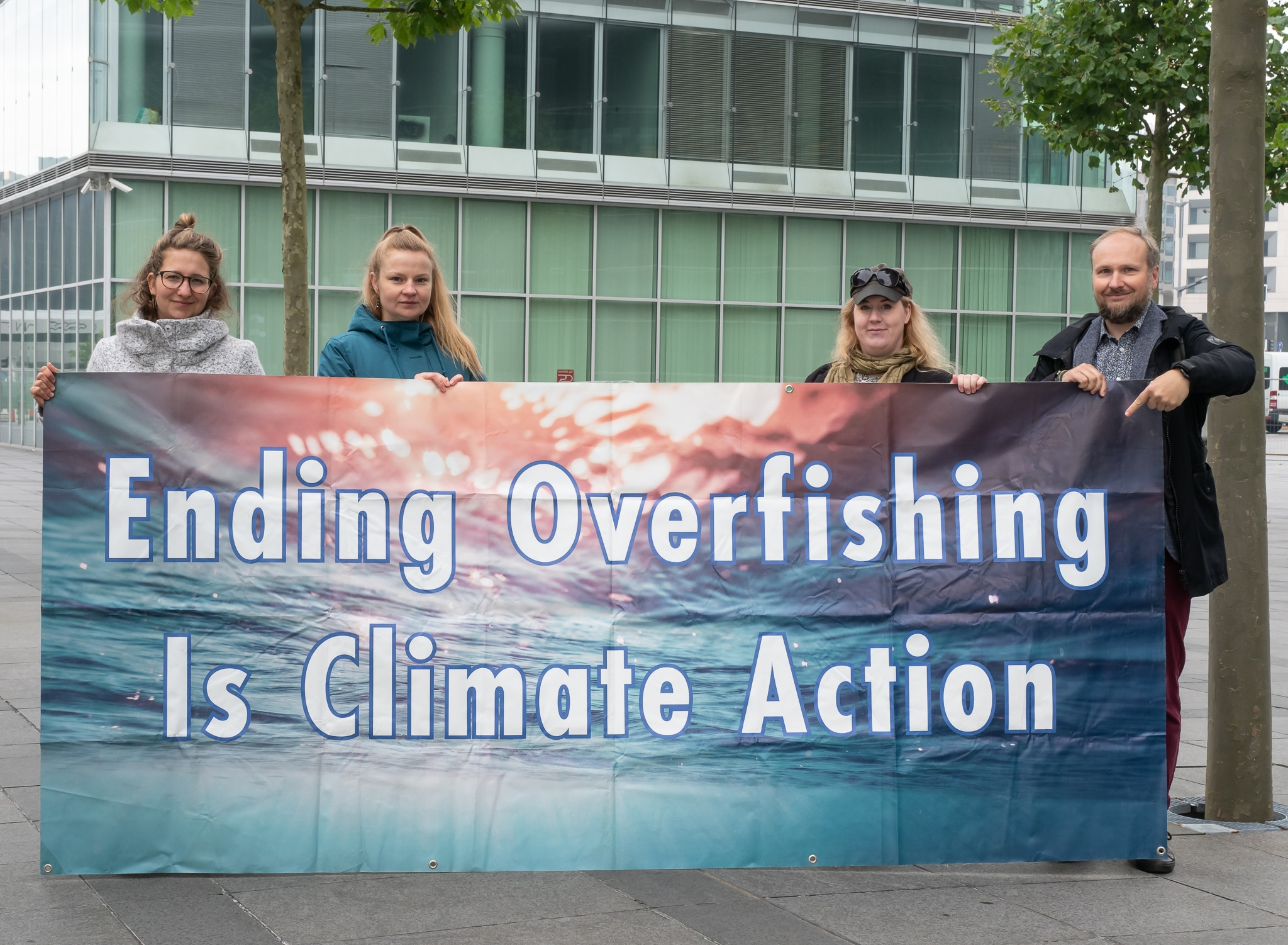 Ending Overfishing is Climate Action