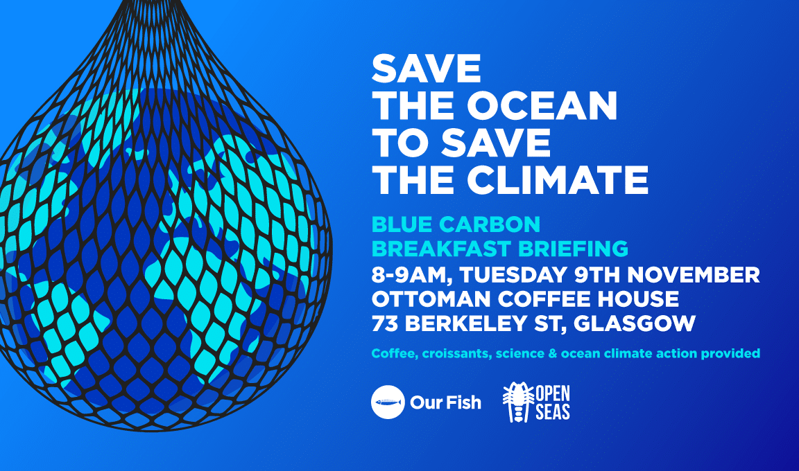 COP26 Event: Save the Ocean to Save the Climate